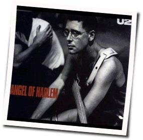 U2 guitar chords for Angel of harlem (Ver. 2)