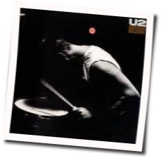 U2 bass tabs for Desire