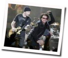U2 guitar chords for Vertigo