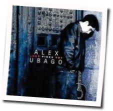 Alex Ubago guitar tabs for A gritos de esperanza