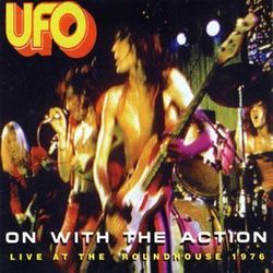 Ufo bass tabs for On with the action