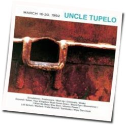 Uncle Tupelo guitar chords for Fatal wound