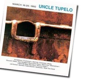 Uncle Tupelo guitar tabs for Sandusky