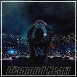 Alan Walker guitar chords for Diamond heart (Ver. 2)