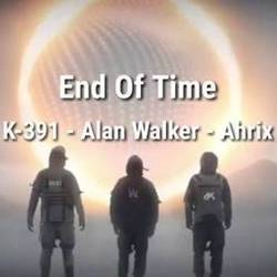 Alan Walker guitar chords for End of time