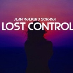 Alan Walker chords for Lost control