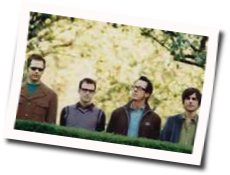 Weezer guitar chords for Aint got nobody