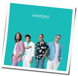 Weezer guitar chords for Always