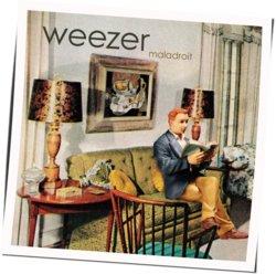 Weezer guitar chords for Death and destruction