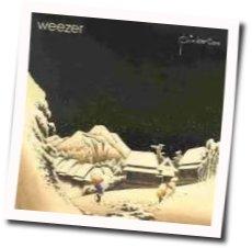 Weezer guitar chords for El scorcho acoustic