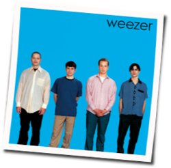 Weezer guitar chords for End of the game