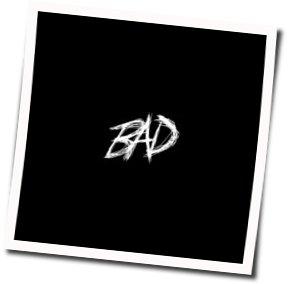 Xxxtentacion guitar tabs for Bad